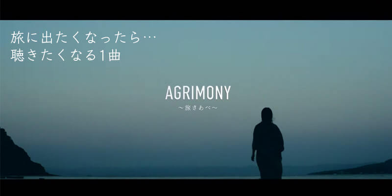 朝倉さや AGRIMONY(アグリモニー)旅さあべ メジャーデビュー 2010年4月