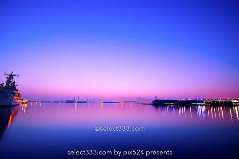 朝夕の薄明の風景撮影!日の出前・日の入後の薄明撮影方法は?日中や夜に無い幻想世界