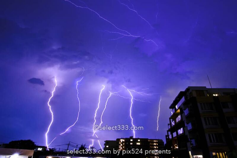 特殊な気象現象の種類と撮影方法!天候別シャッターチャンス!珍しい気象現象の撮影